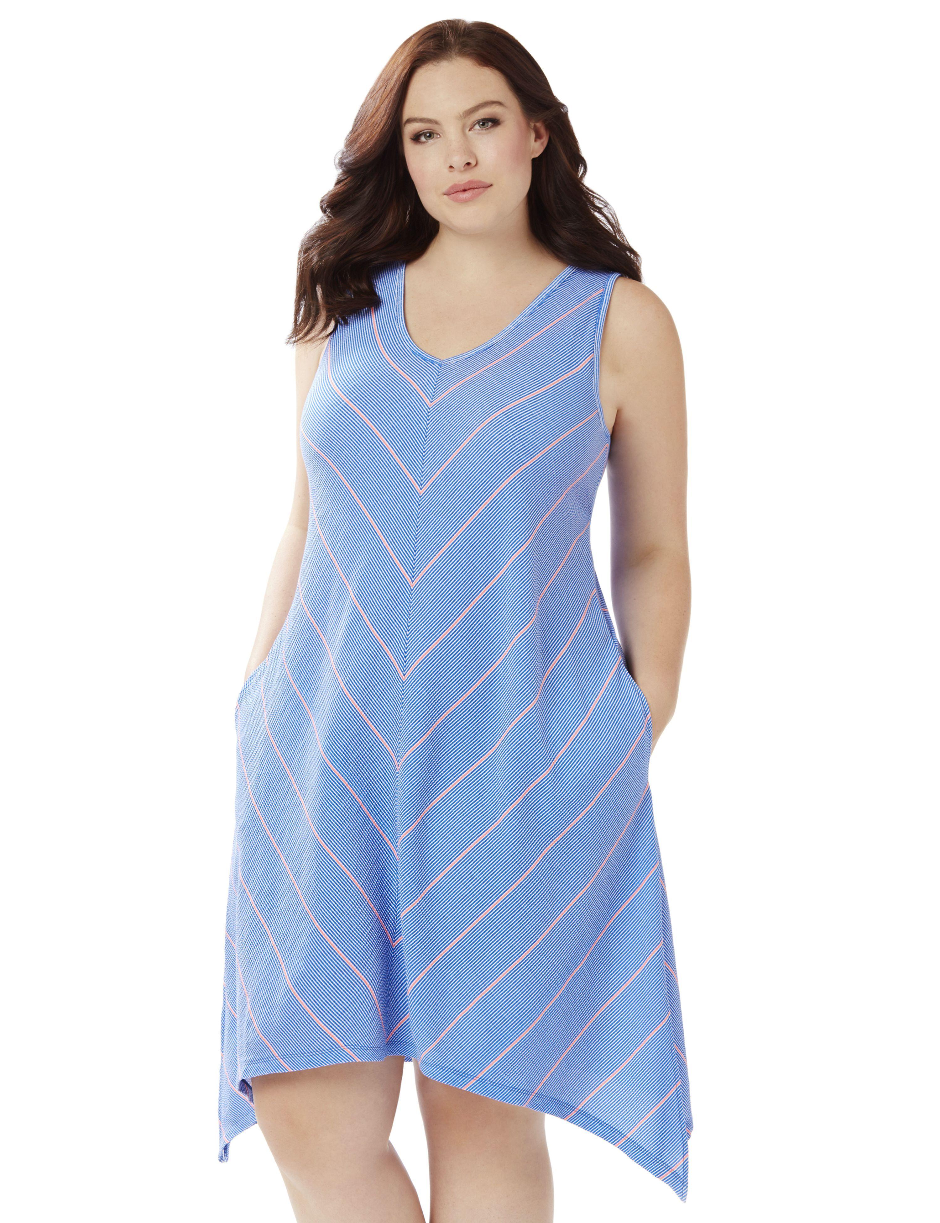 Chevron Sleep Gown   Georgia Pratt (Catherines)   Pinterest   Gowns ...