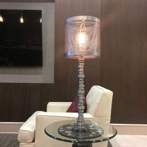 Attractive Image Result For Camshaft Steam Punk Lamp