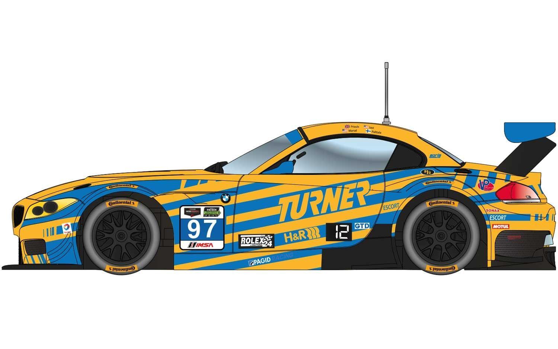 Scalextric C3720 Bmw Z4 Gt3 Daytona 24hr 2015 Pre Order Now Bmw Z4 Slot Car Racing Bmw [ 938 x 1500 Pixel ]