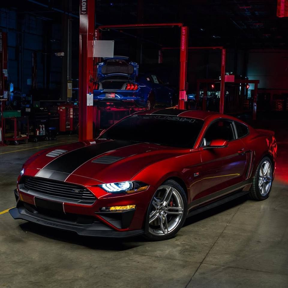 2018 Roush Mustang Updated With Official Images Spy Photos
