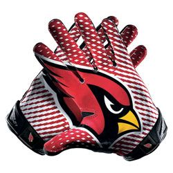 38ee0f8c40e1 Arizona Cardinals Nike Team Authentic Series Vapor Jet 2.0 Gloves  99.99  http   www