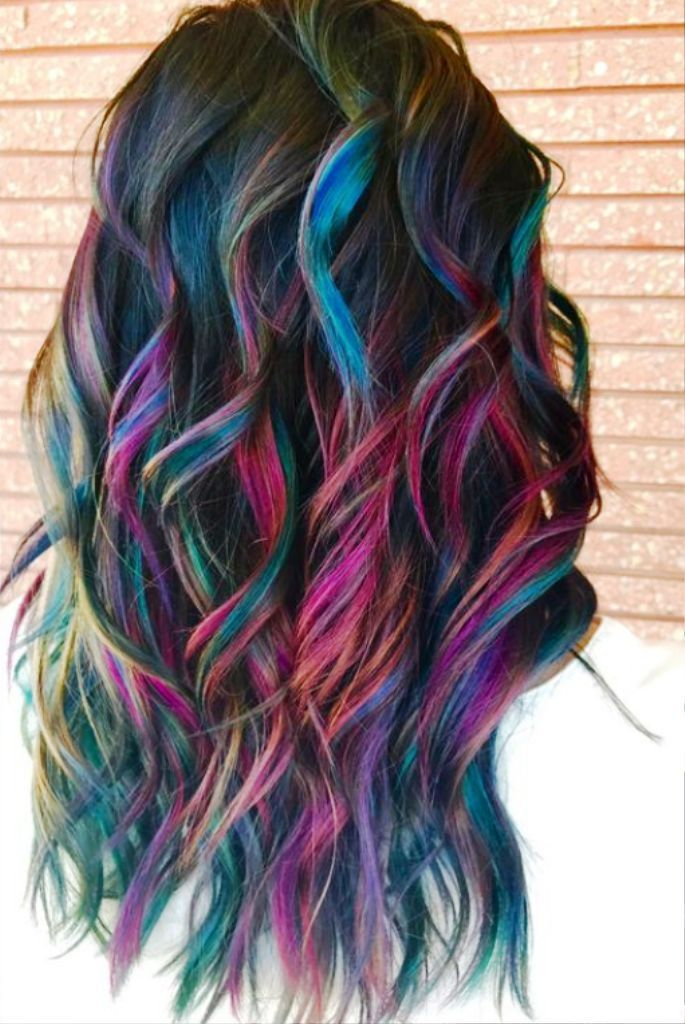 Photo of 20 Amazing Geode Hair Color Ideas To Try – Instaloverz