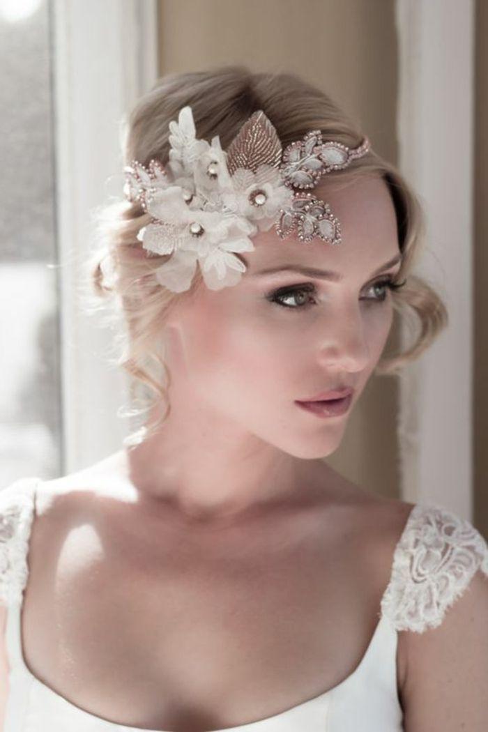 ▷ 1001+ ideas de peinados de novia más consejos   Pinterest ...