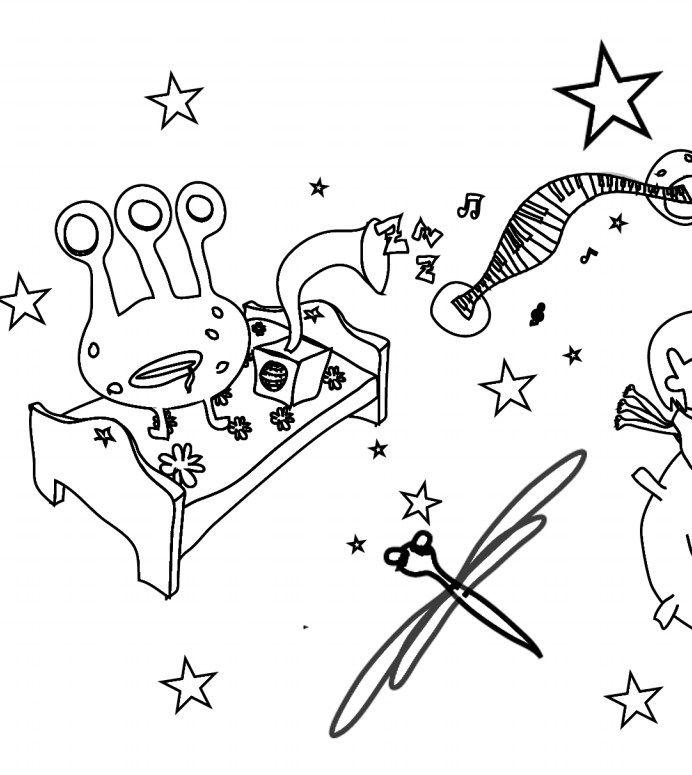 Coloreables del Ordenador: Los dibujos de Juntines, listos para imprimir y colorear