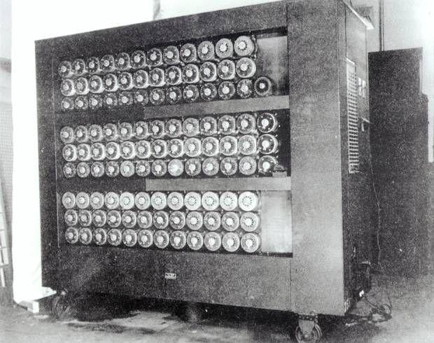 turning machine enigma