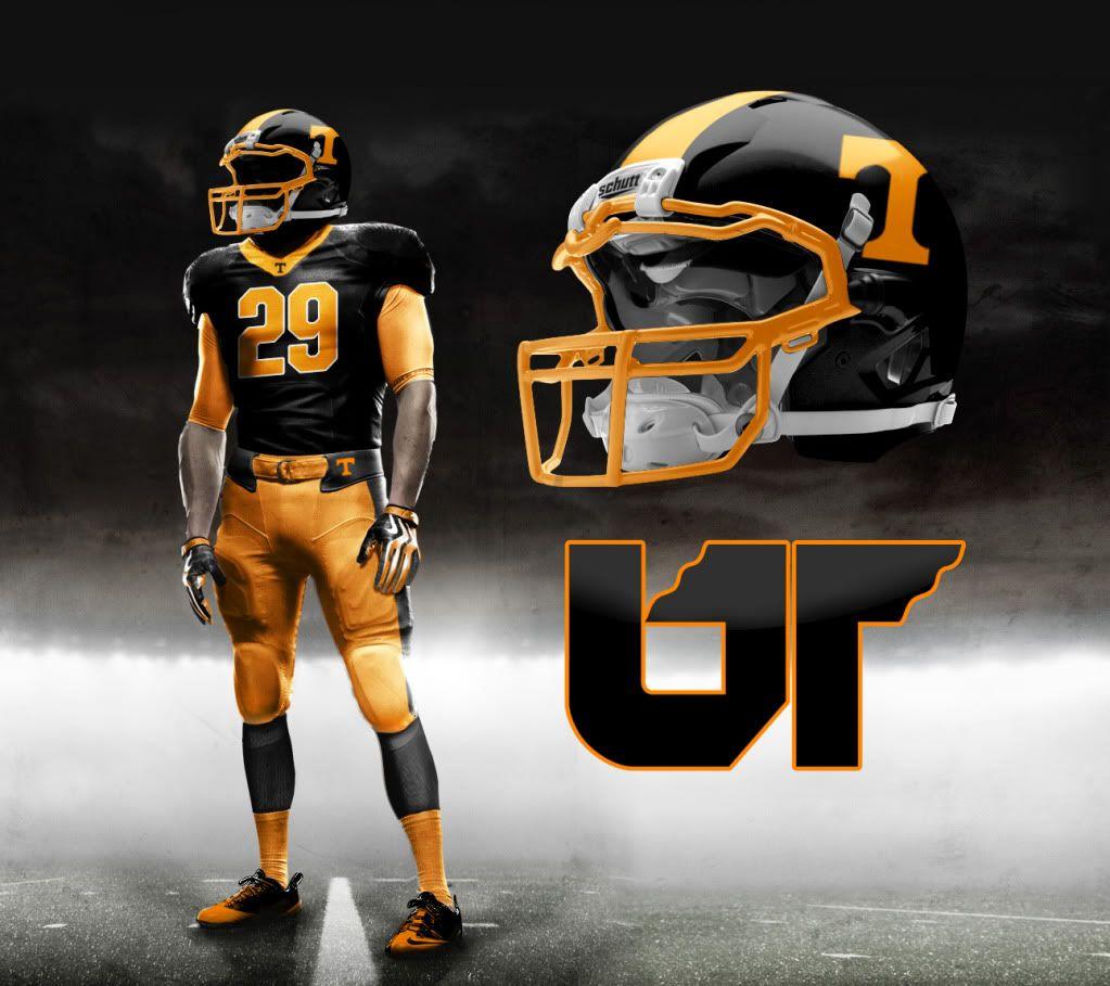 new arrival 8b2ac b2f08 TN+Vols+Football | Official Tennessee football uniforms ...