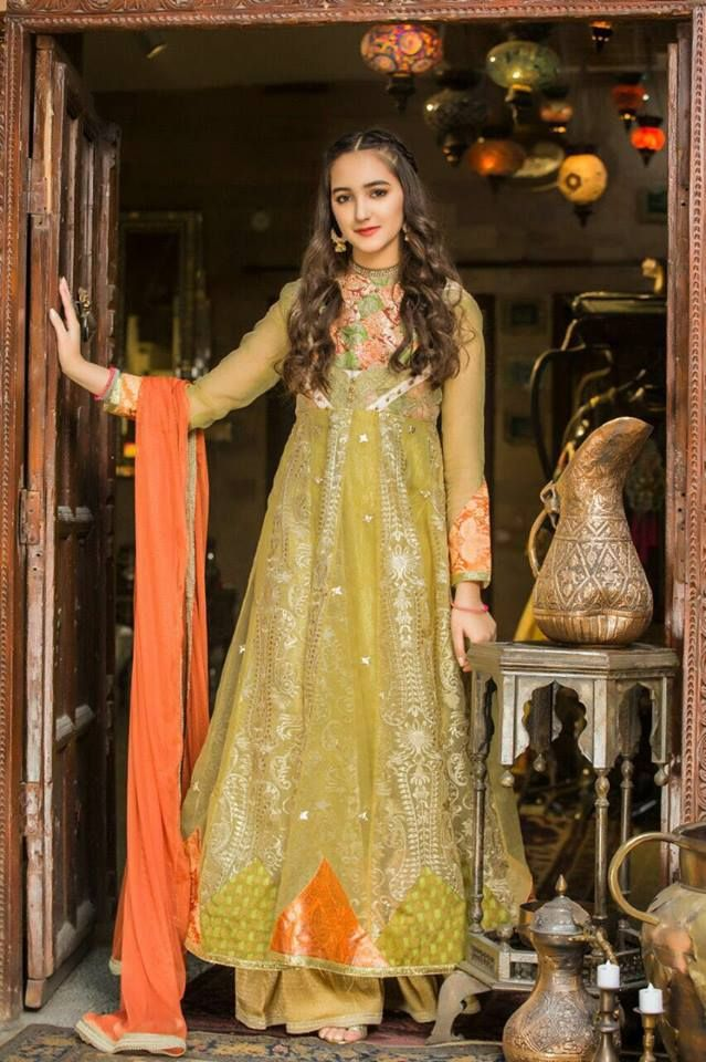 Latest Women Party Wear Fancy Formal Dresses 2018 19 Designs