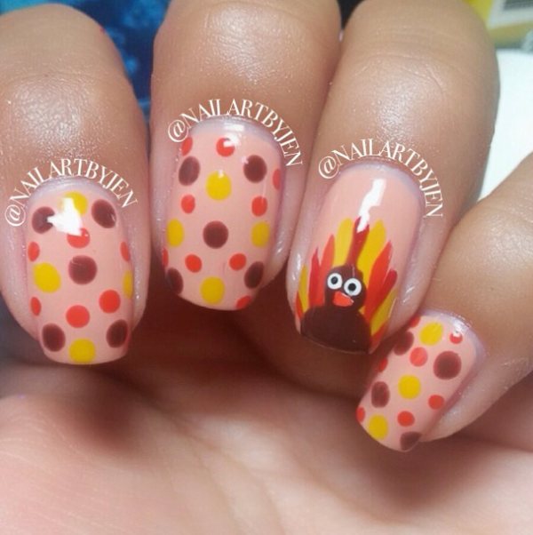 Pin by jennifer paris on nail designs pinterest thanksgiving i am unfolding before you 25 best thanksgiving nail art designs ideas trends stickers of do let us know how much the post proved to be effective to prinsesfo Images