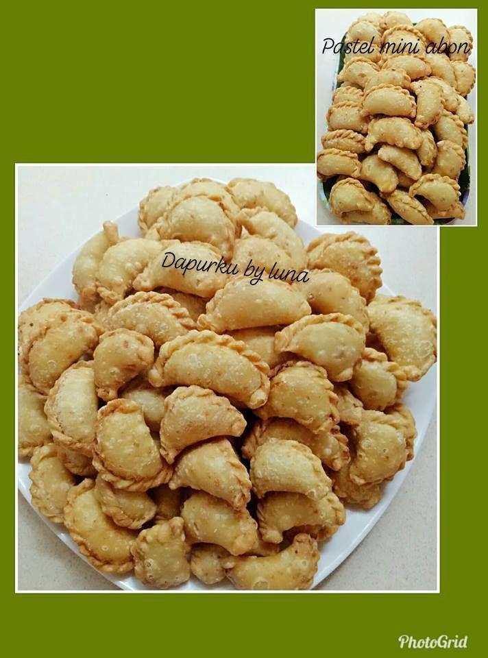 Pastel Mini Abon By Luna Queen Langsungenak Com Resep Cemilan Resep Makanan Ide Makanan