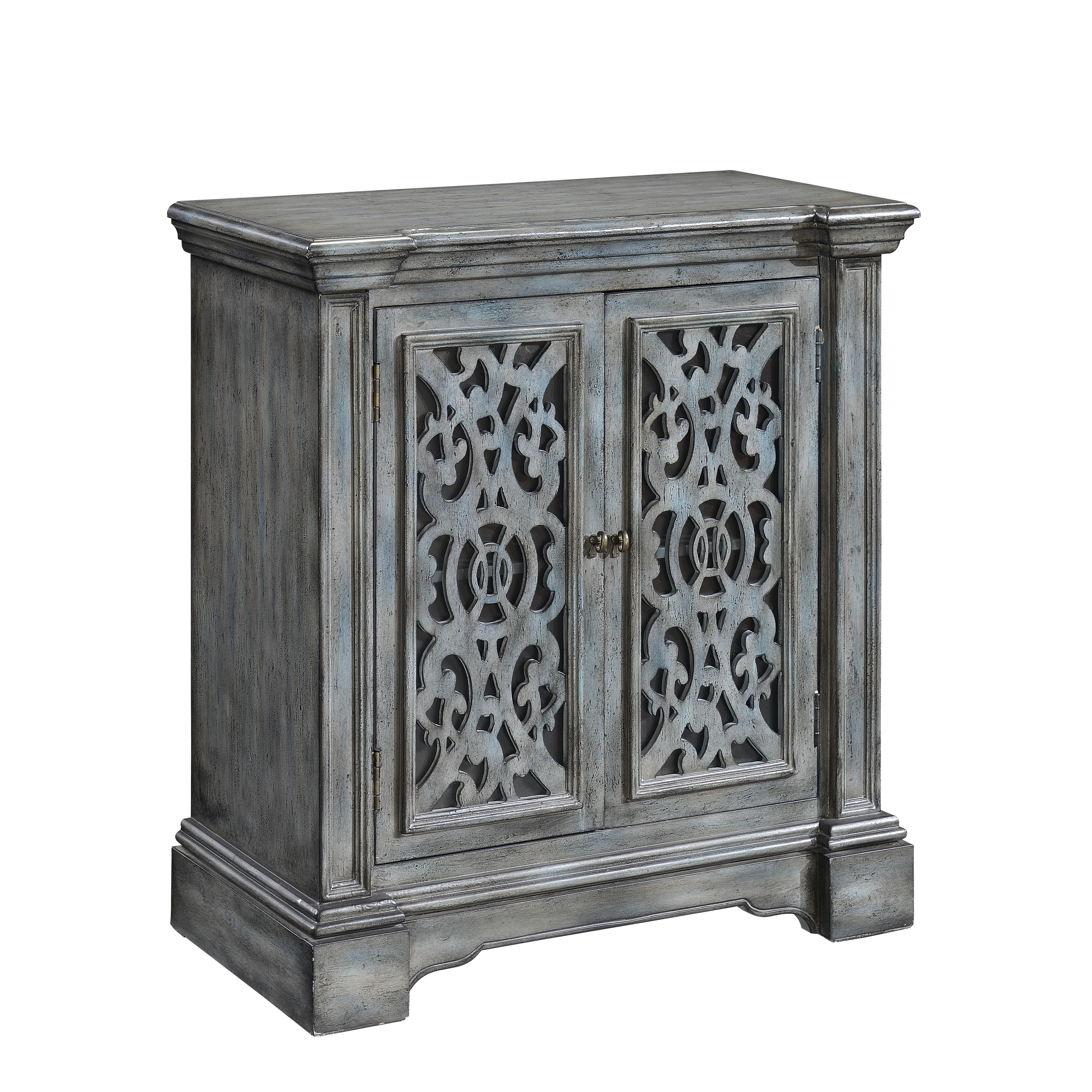Coast To Coast Accents Two Door Cabinet By Coast To Coast Imports