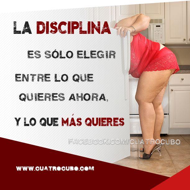 #motivacion #inspiracion #eatclean #disciplina #loquemasquieres #cuatrocubo