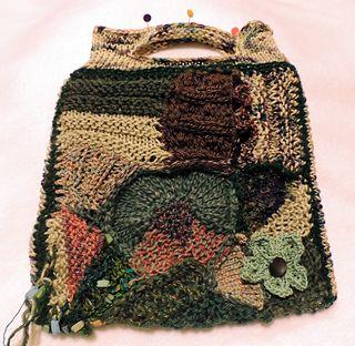 Melbav's Freeform 101 for Knitters KAL | Freeform crochet ...