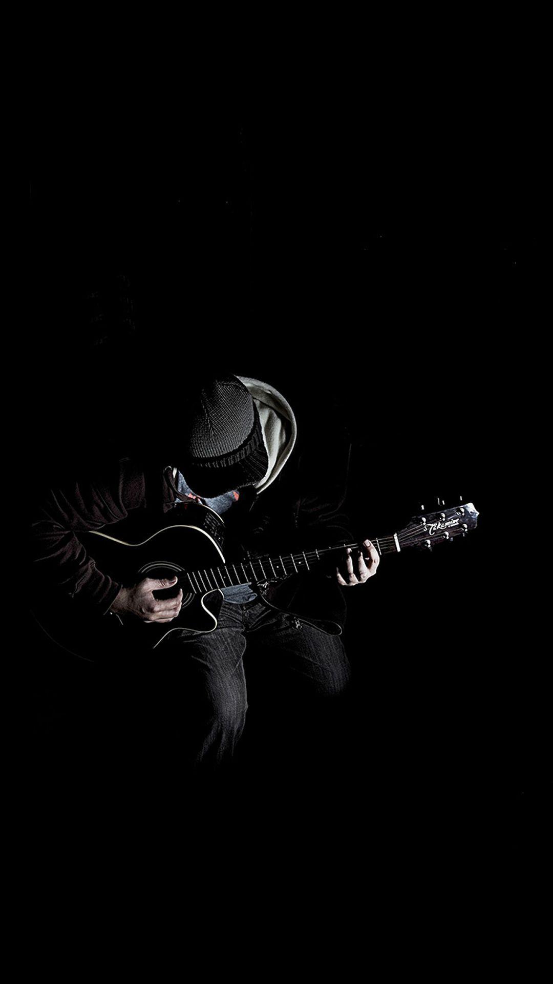 Dark Aesthetic Iphone Wallpapers Top Free Dark Aesthetic Iphone Backgrounds Wallpaperaccess Iphone Music Black Wallpaper Iphone Guitar Wallpaper Iphone