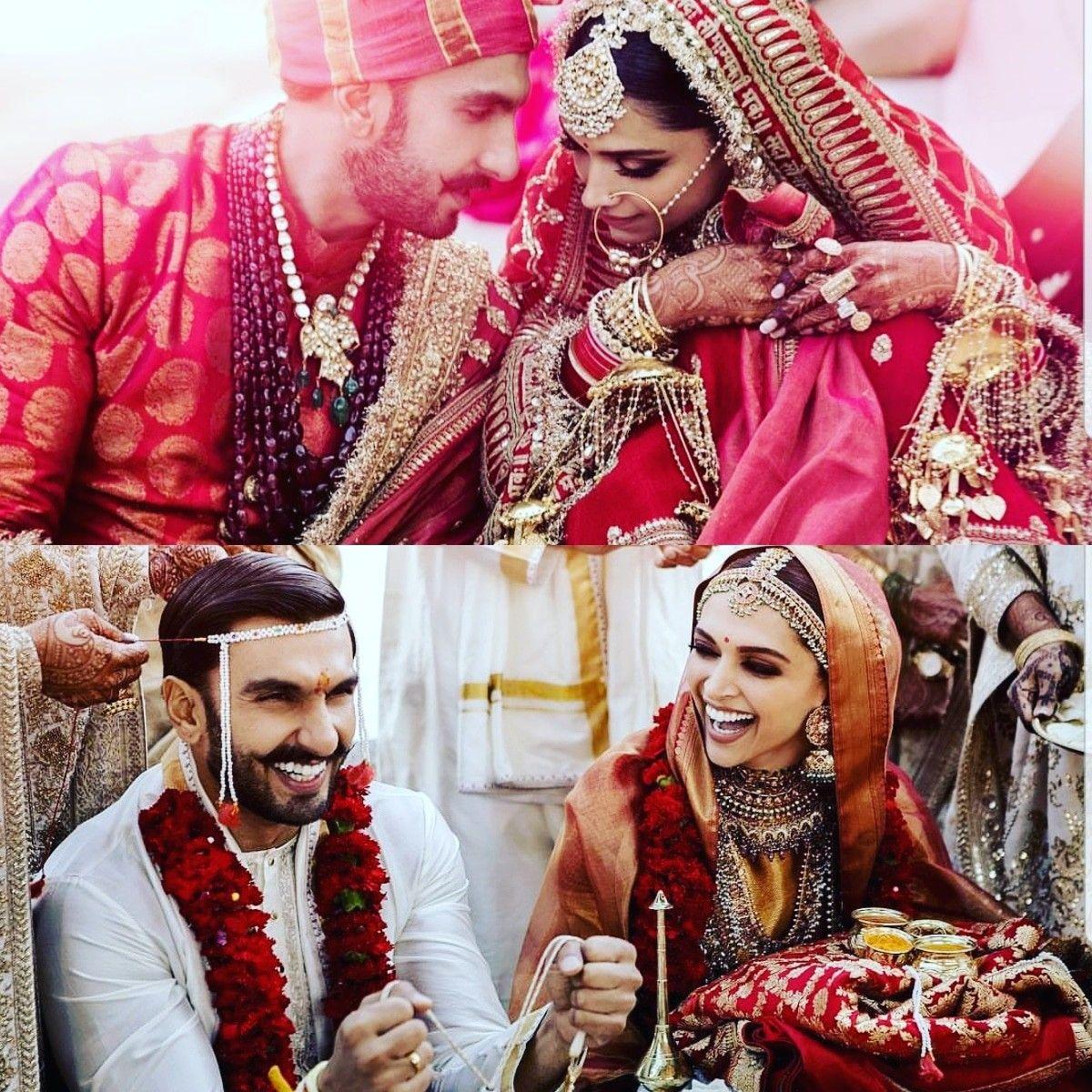 Deepikapadukone Ranveersingh Bollywood Ranveer Singh Deepika Padukone Happy Married Life
