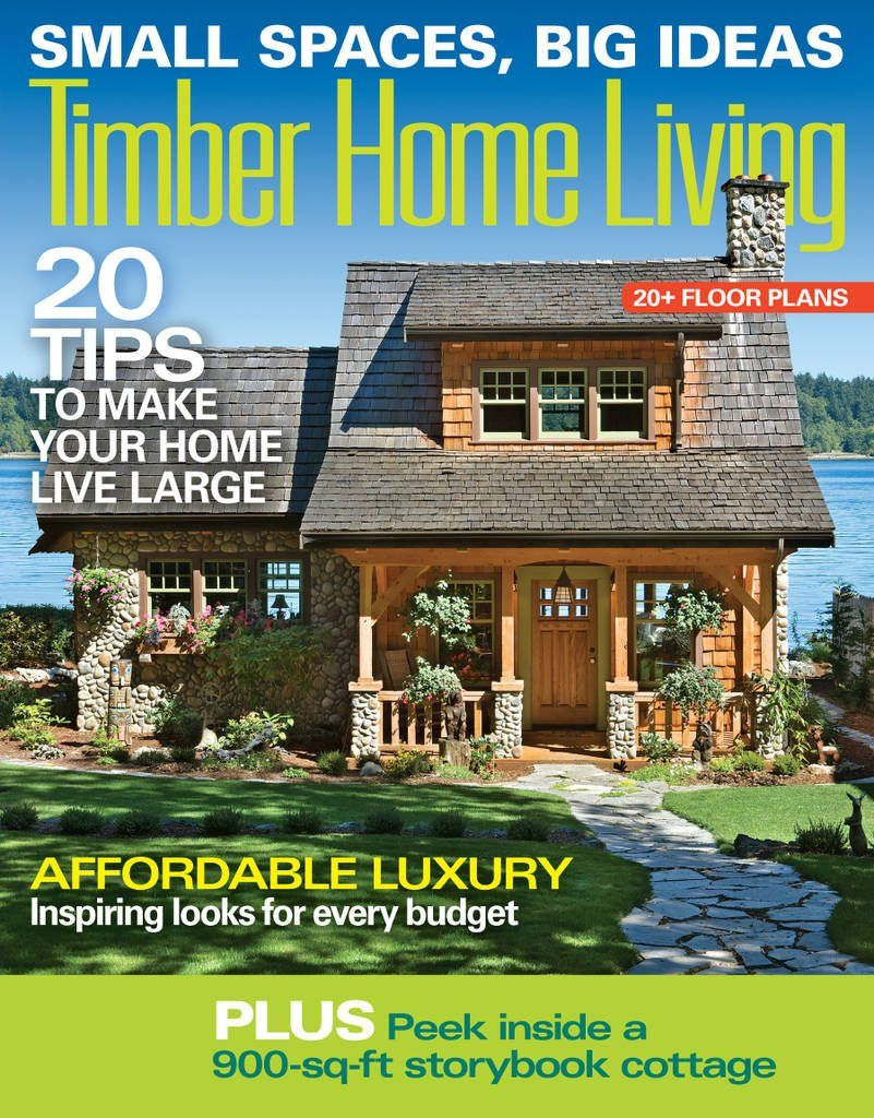 Timber Home Living (1 Year): Amazon.com: Magazines