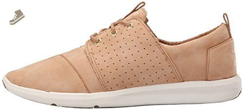1e30a9cf680 TOMS Women s Del Rey Sneaker Sandstorm Nubuck Sneaker 12 B (M) - Toms  sneakers for women ( Amazon Partner-Link)
