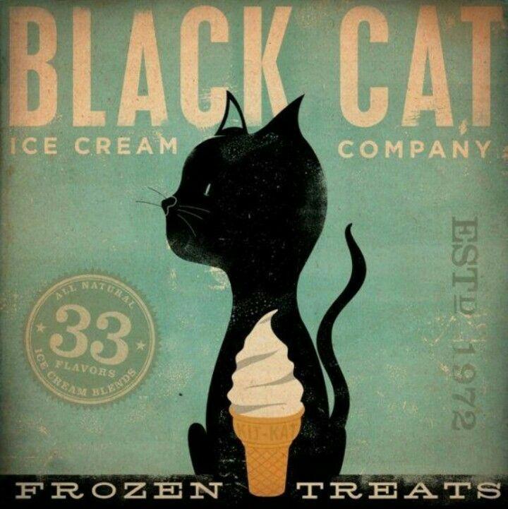 Black Cat Ice Cream Company