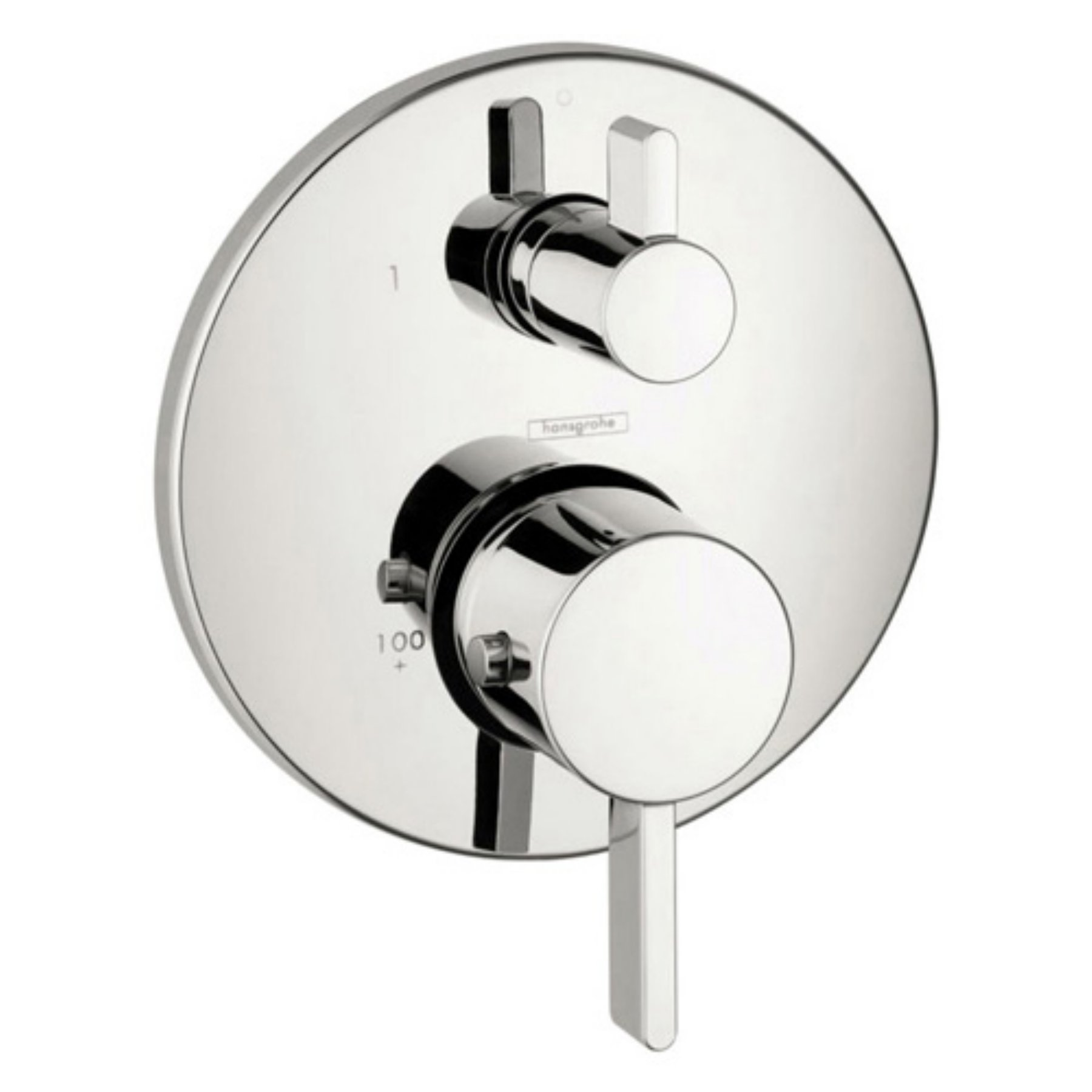 Hansgrohe Ecostat 04231 S Thermostatic Valve Trim With Volume