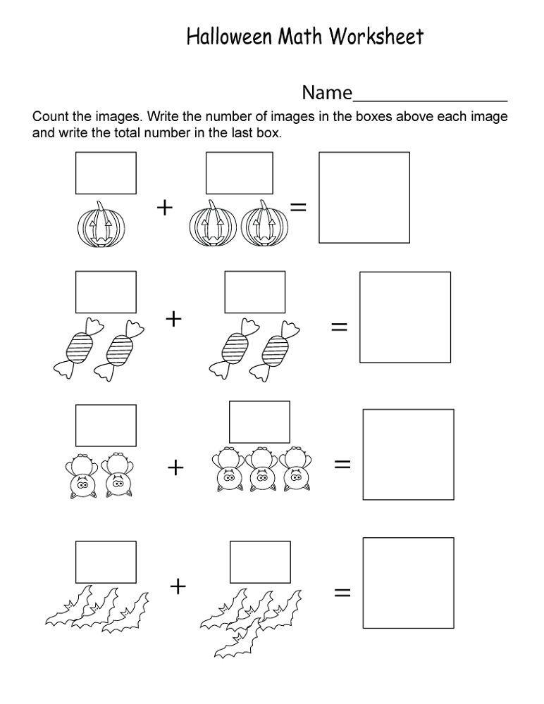 Free Printable Math Sheets Count Latihan Sekolah Matematika
