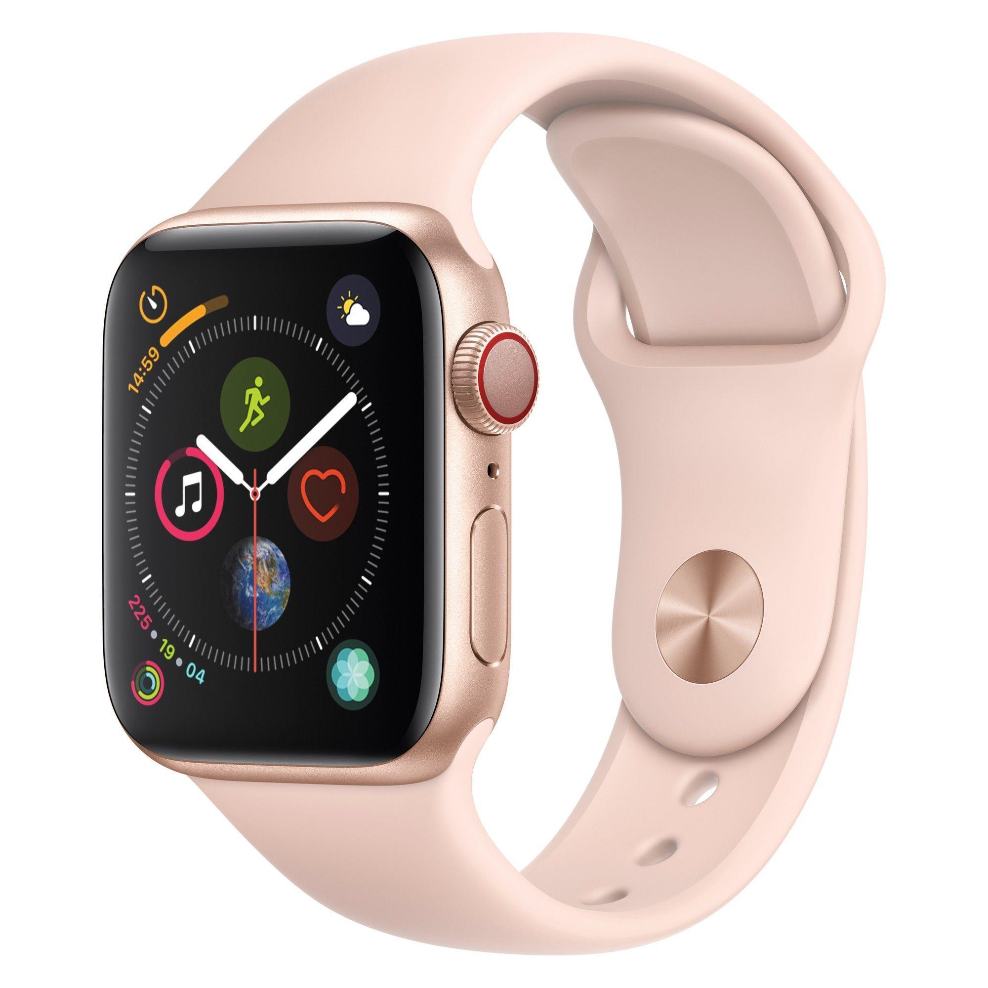 Apple Watch Series 4 Nike+ Gps 40mm Space Gray Aluminum
