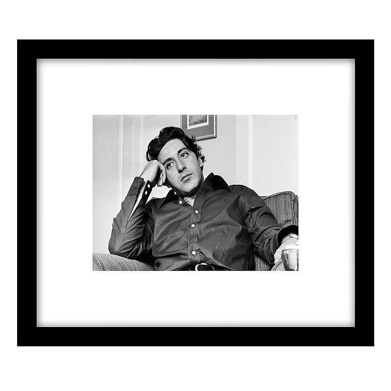 Buy getty images gallery al pacino framed print 49 x 57cm john lewis