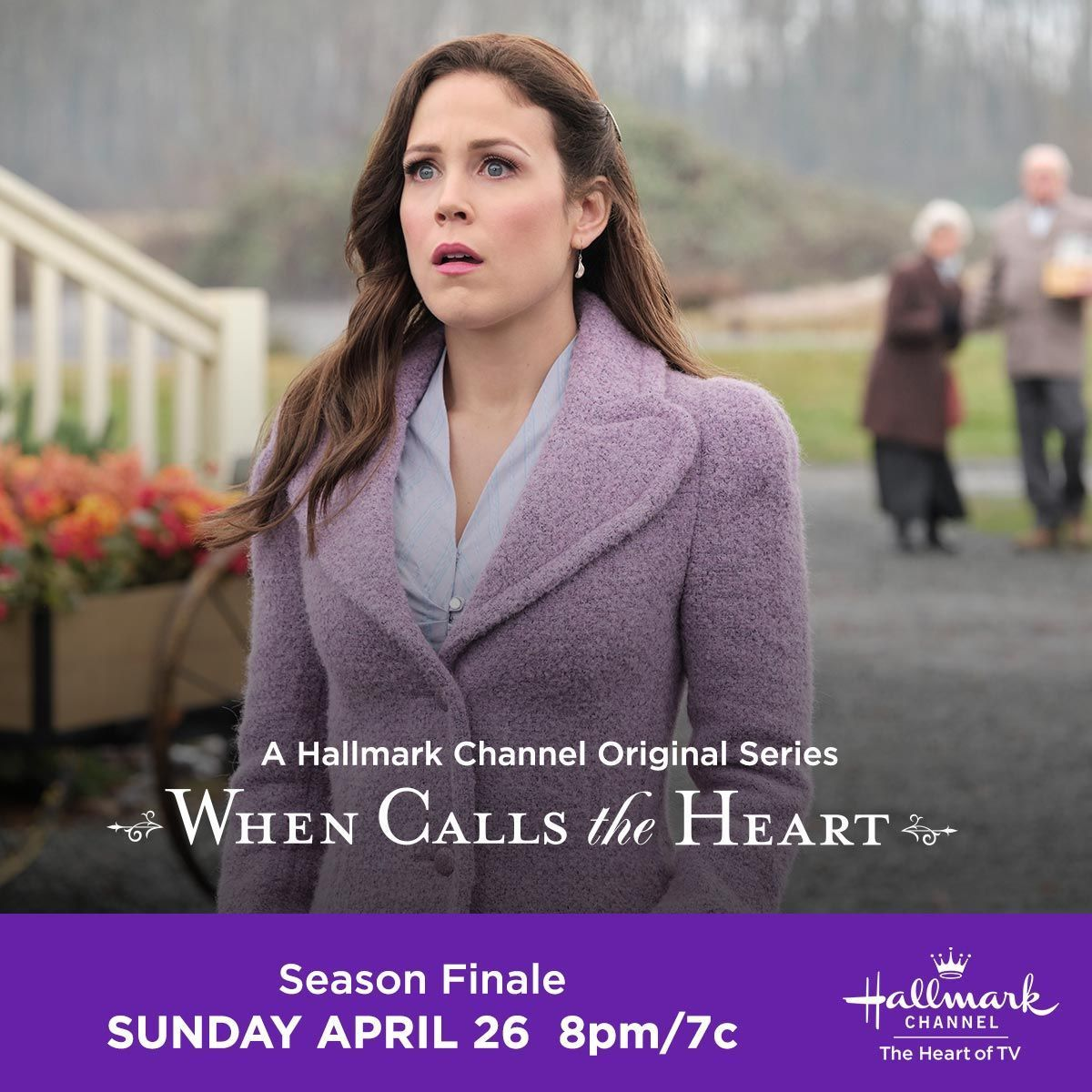 On The Dramatic Season Finale Of When Calls The Heart A New Beginning May Be Ahead For Elizabeth Follow Your Now And Then Movie Hallmark Channel Erin Krakow