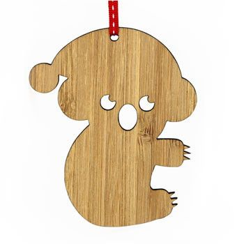Christmas Koala Decoration Bits Of Australia Christmas