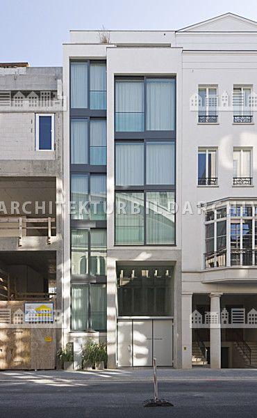 Townhouse Berlin townhouse o10 berlin architektur bildarchiv townhouses
