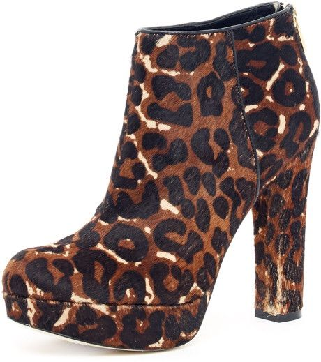 """Michael Kors """"Lesley"""" Calf hair Bootie  Checked off the wish list!!"""