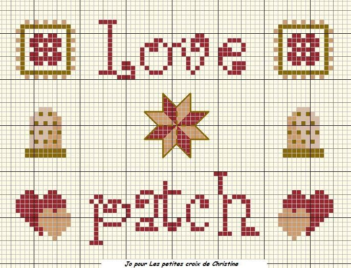 Freebie grid - nice for patchworkers or quilters, yay xox