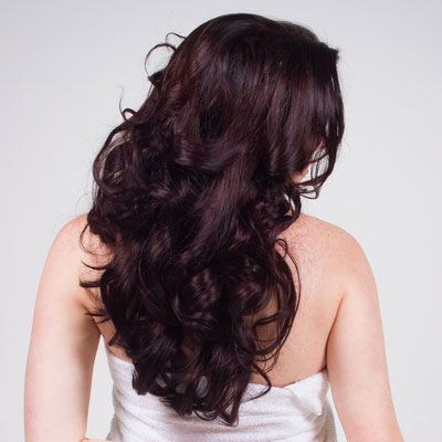 U Shaped Back Ideas For Curly Wavy And Straight Hair Hair