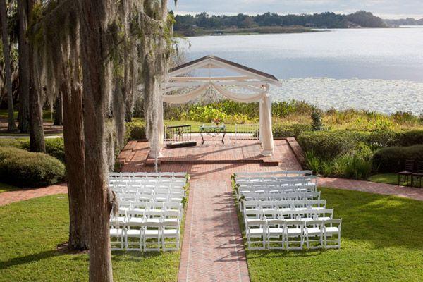 Florida Wedding Venue Cypress Grove Estate House In Central Orlando