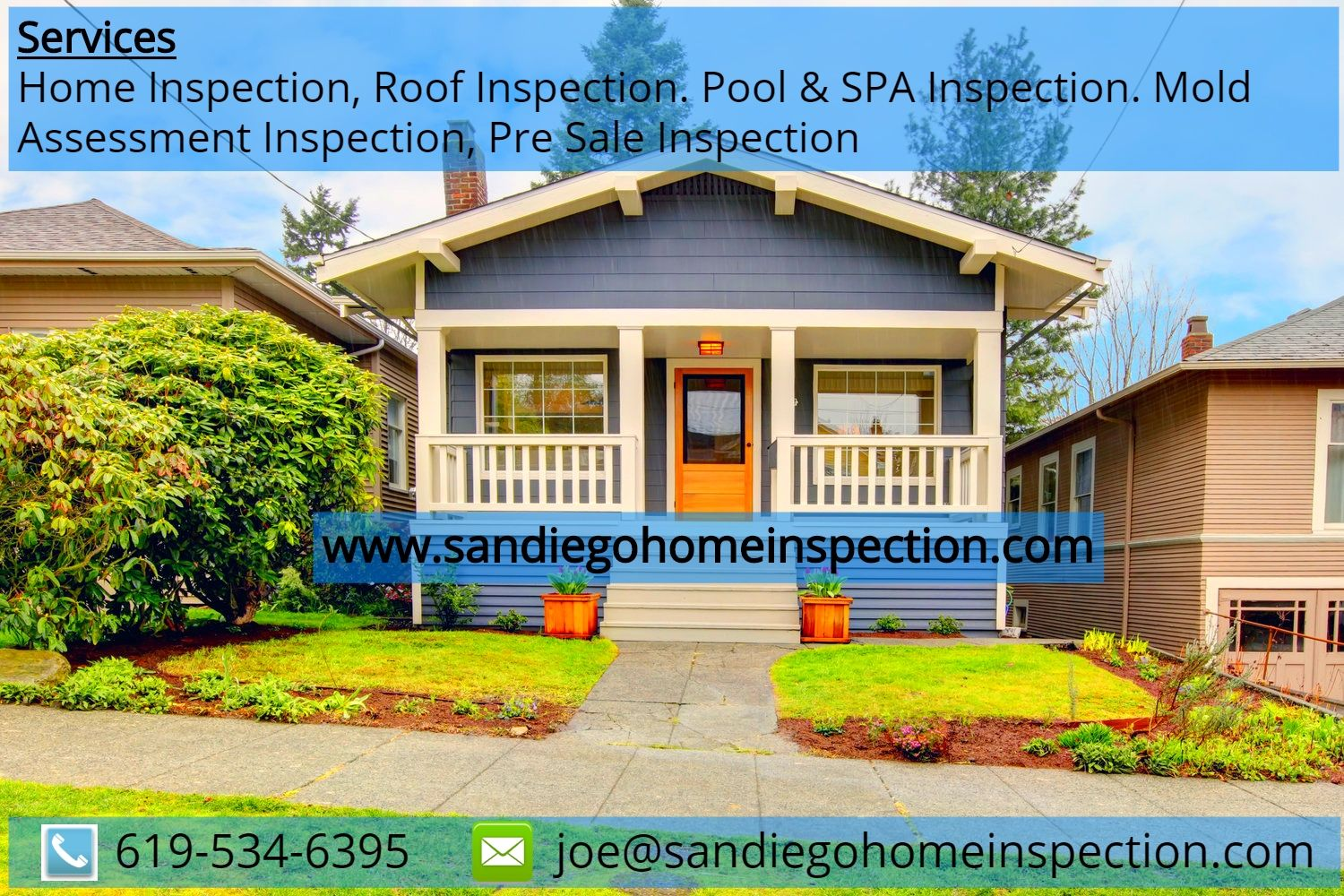 As A Real Estate Inspection Group In San Diego San Diego Inspection Company Focused On Customers And Looking For Ways Of Impro Home Inspection