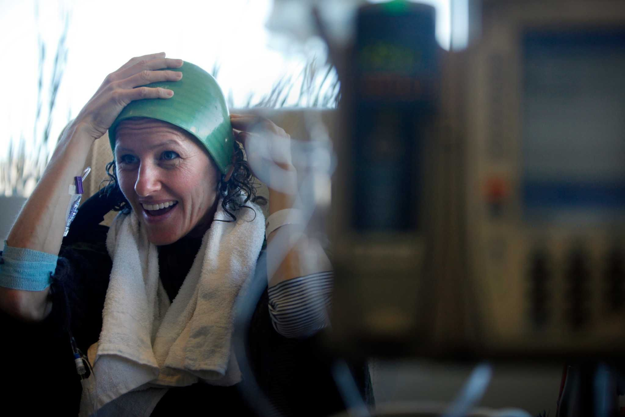 Cold Cap Helps Put A Chill On Hair Loss From Chemotherapy Hair