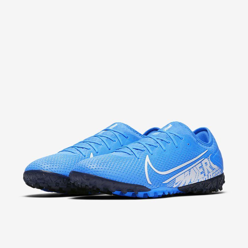 Nike artificialturf soccer shoe mercurial vapor 13 pro tf