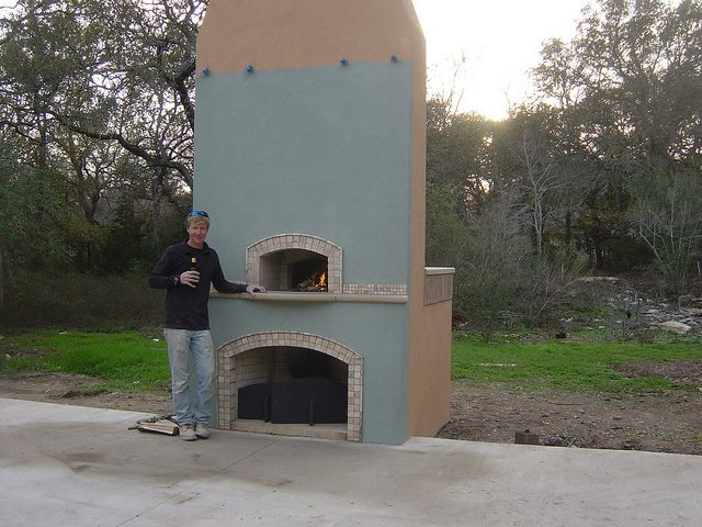 Combo Pizza Oven Fireplace Pizza Oven Fireplace Pizza Oven