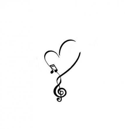 Photo of Music Tattoo Small Tatoo 15 Ideas
