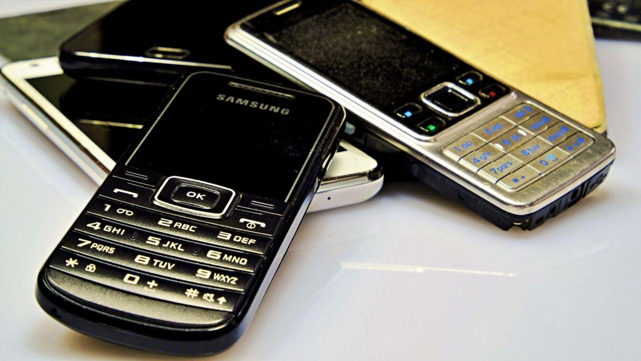 Alte Smartphones Spenden