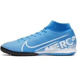 Photo of Nike Mercurial Superfly 7 Academy Ic Botas de fútbol para cancha cubierta y dura – Azul Nike