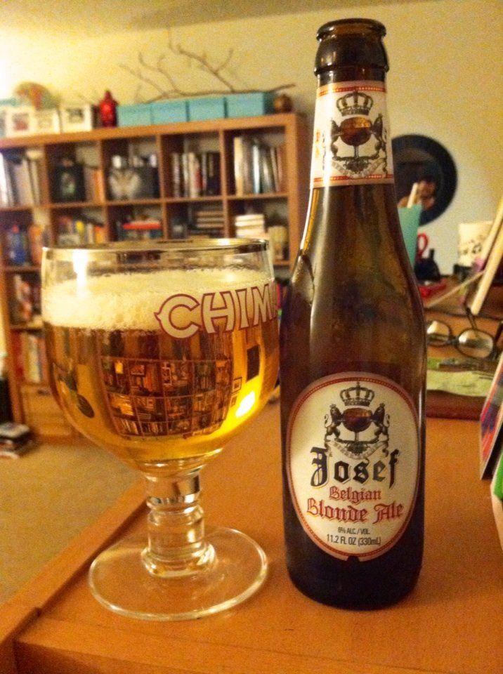 Josef Belgian Blonde Ale