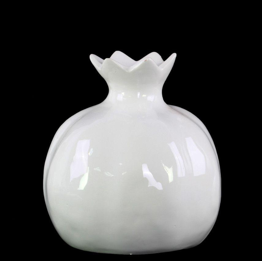 Ceramic Pomegranate Figurine
