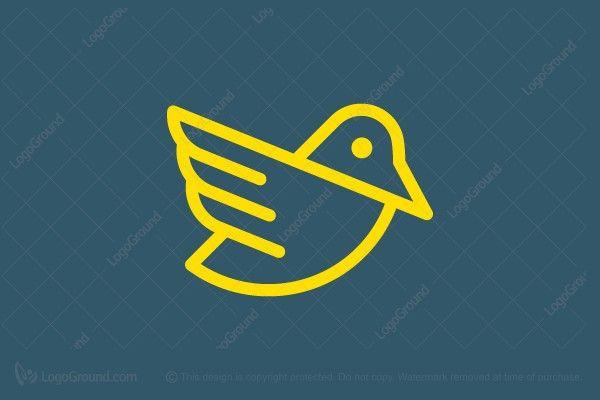 Exclusive Logo 43943 Abstract Bird Logo Bird Logo Design Bird