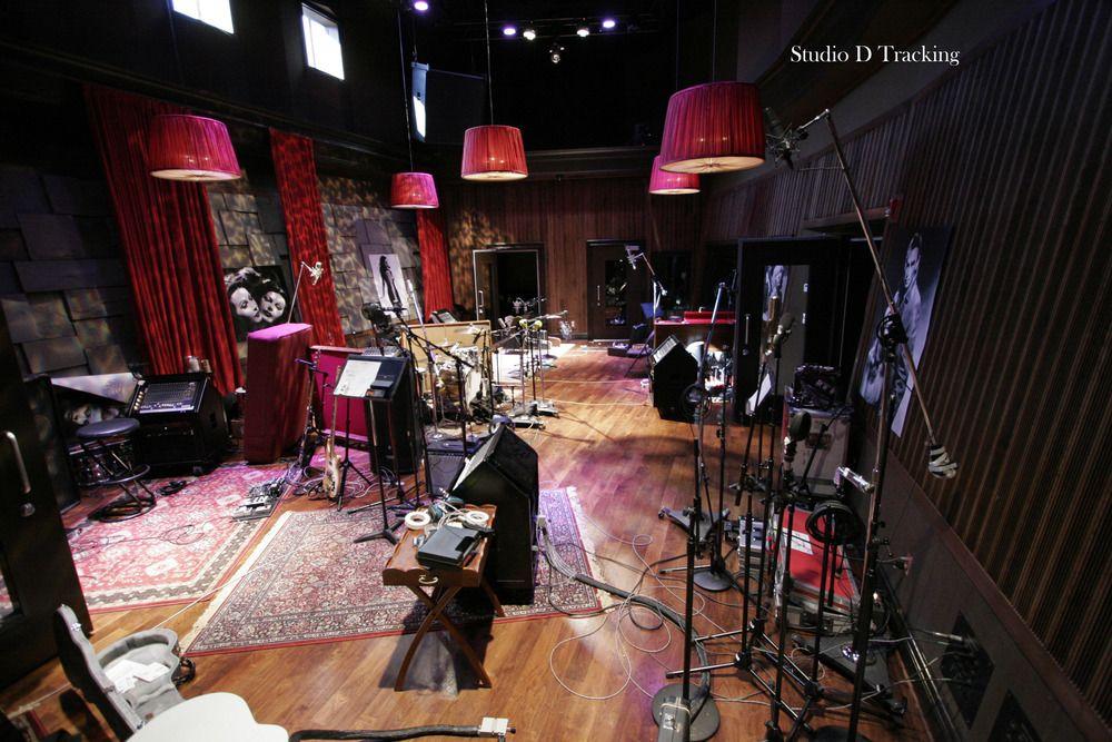 Studio D Blackbird Studio Nashville Blackbird Studios Studio Nashville Trip