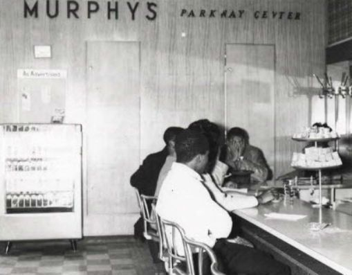 G C Murphy In Huntsville During A 1962 Sit In Protest Local News Breaking News News Us