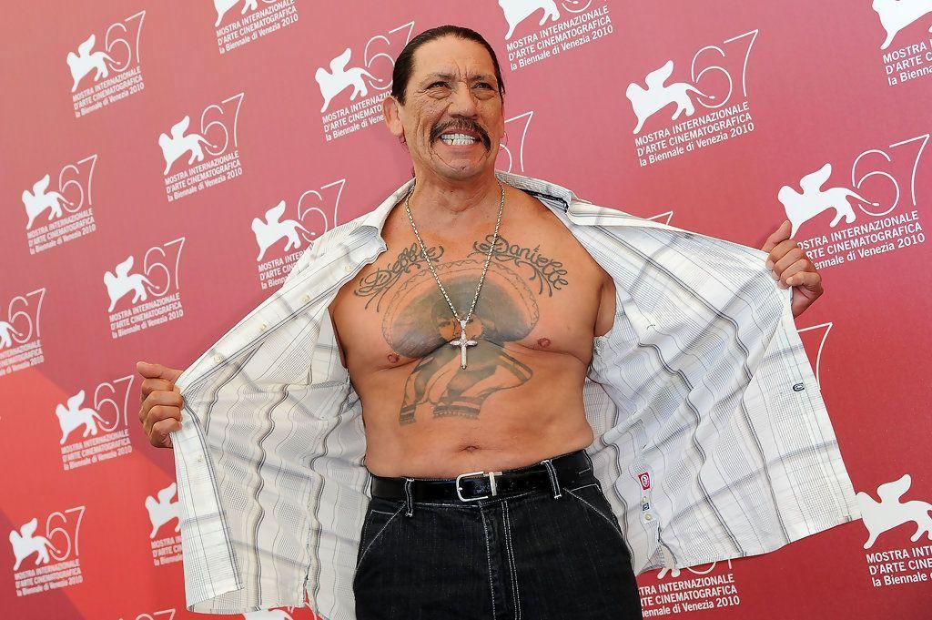 e6b7bda3452e1 Danny Trejo Portrait Tattoo | Tattoo Portraits | Danny trejo ...