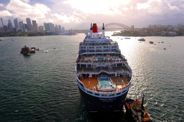 In Crociera Con Cunard E I Grandi Nomi Del Jazz THE ONLY WAY TO - Jazz cruise ships