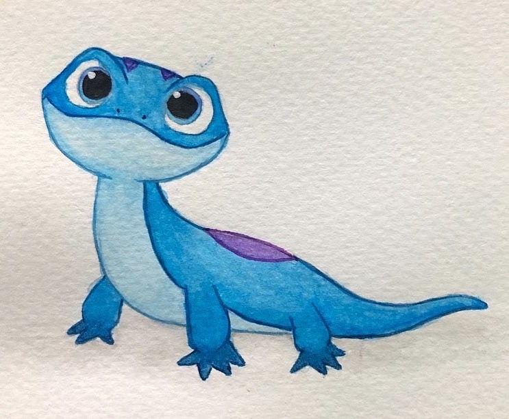 Salamander ️