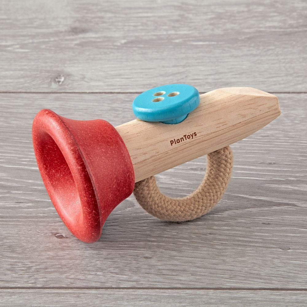 Plan toys wooden kazoo plan toys crate and barrel kids