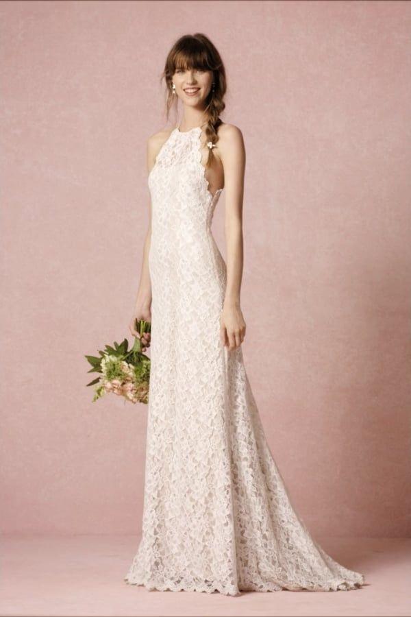 Mina Gown from BHLDN | Ideas de boda, Vestidos de novia y Boda