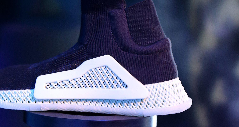Adidas Previews 4D Basketball Exploration at 747 Warehouse St Shoe  Sketches f6bda6eed